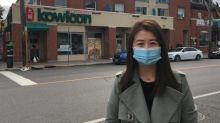 Police called on anti-maskers at Chinatown grocery store