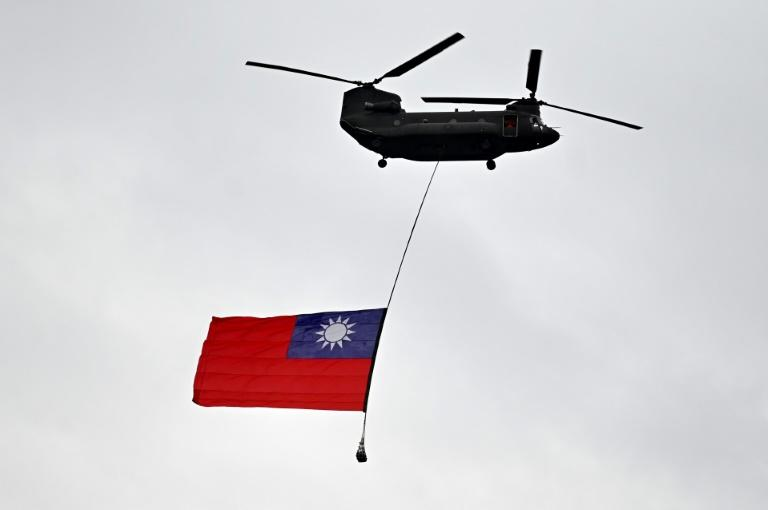 Taiwan rejects China spy claims as 'creating terror'