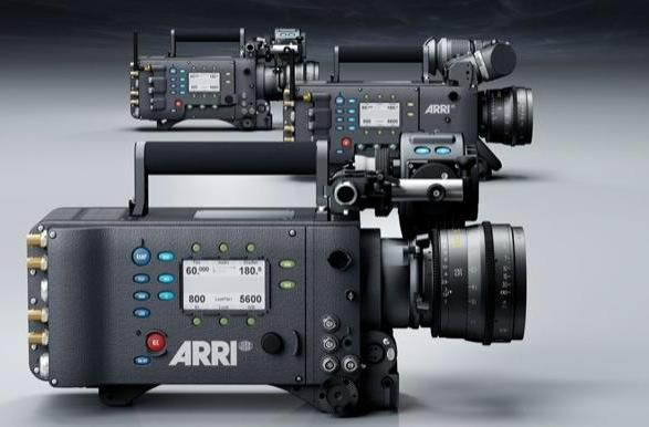 ARRI Alexa joins RED to kill celluloid in 2010