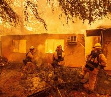 California wildfires: Death toll rises to 25 as firefighters continue search for survivors