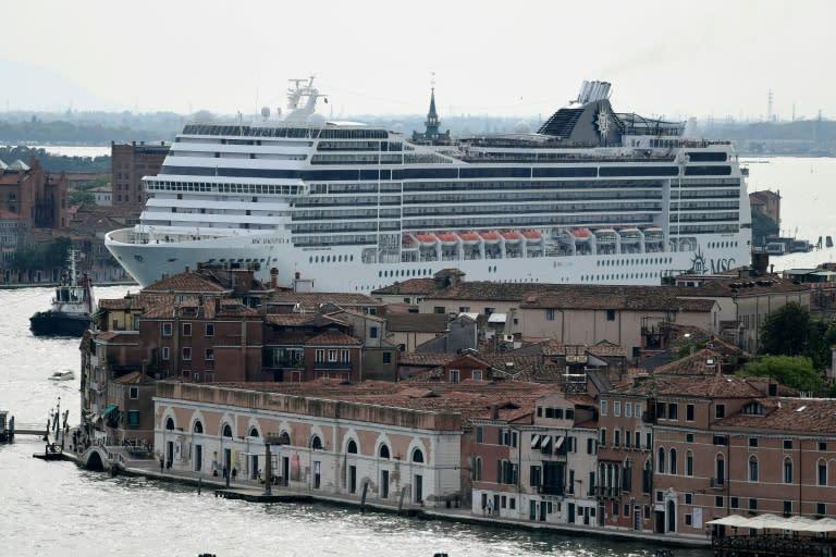 First major cruise line set to depart Genoa for Mediterranean tour