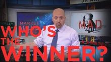Cramer Remix: Here are the winners after Wednesday's mark...