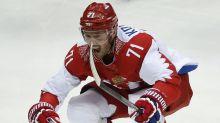 Ilya Kovalchuk out of IIHF worlds with knee surgery; suffered injury in Sochi
