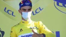 Tour de France - Julian Alaphilippe: «Une belle journée pour profiter du maillot»