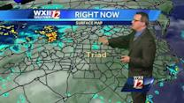 Brian's Tuesday Weather Update