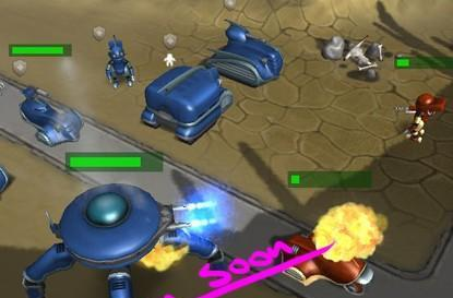 Commanders: Attack of Genos hits XBLA this week