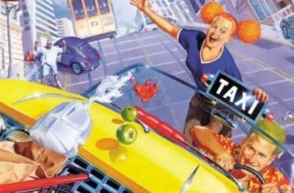 Crazy Taxi drivers get an early start, available on PSN today