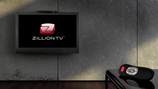 ZillionTV brings ad-based streaming content to the television