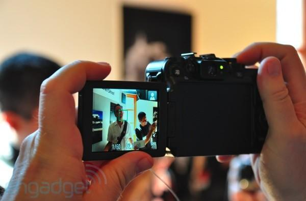 Canon PowerShot G11 hands-on
