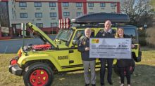 Super 8 by Wyndham Concept Car Helps Raise More Than $42,000 In Support Of Leading Military Non-Profit Fisher House Foundation