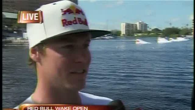 Red Bull Wake Open - JD Webb
