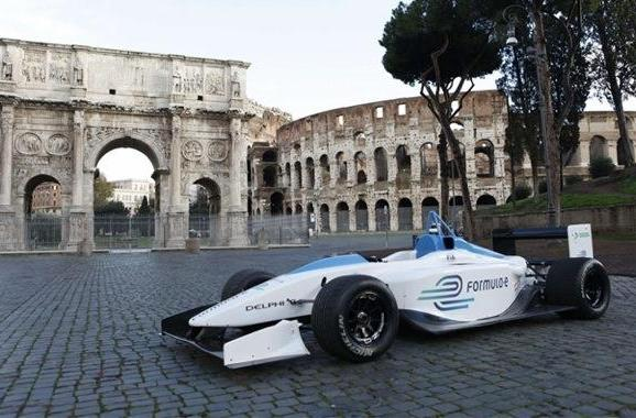 Rome to bring Formula E to Europe, joins a growing eco-racing scene