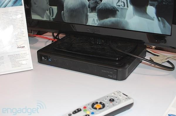 DirecTV's new H24 HD receiver is one step closer to reality