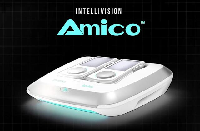 Intellivision's Amico is the latest retro console revival