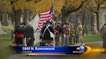 Rose Hill Cemetery honors military vets
