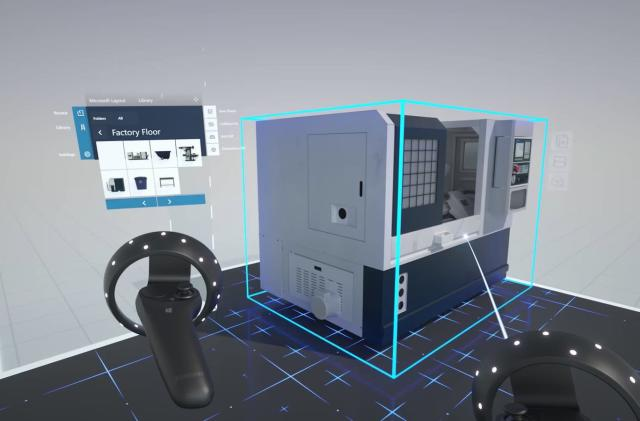 Microsoft taps mixed reality for better collaboration and user support