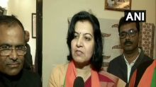 Bhubaneswar Municipal Corporation withdraws sealing order for BJP MP Aparajita Sarangi's office
