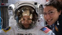 A Giant Leap For Womankind: First All-Female Spacewalk Scheduled to Take Place from International Space Station
