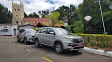 MG Hector SUV Launched, Prices Start At Rs 12.18 Lakh