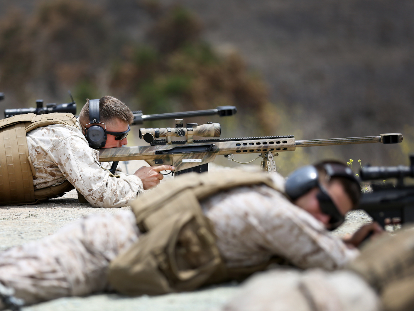 armys long serving sniper rifle - HD1411×1059