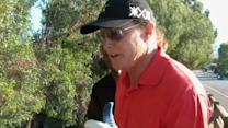 Bruce Jenner Loses His Cool on Reporters