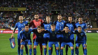 Nazionale, Italia-Estonia a Benevento, a Roma contro la Polonia