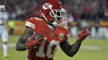 Tyreek Hill is one of the best deep threats the NFL has ever seen