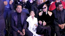 Beyoncé brought Blue Ivy's snacks to the Grammys