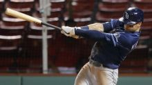 Kiermaier, Margot lead hit parade as Rays beat Red Sox 8-7