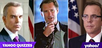 How many fictional Presidents can you name?