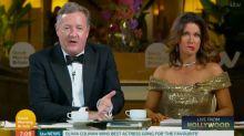 Piers Morgan walks off 'GMB' to confront Leonardo DiCaprio