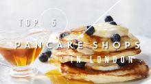 甜品控注意!在這 5 間倫敦 Pancake 店中,小心會吃得樂而忘返!