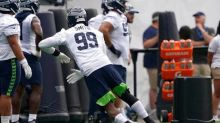 Aldon Smith On Field Now For Seattle, But Uncertainty Awaits