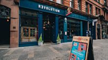 Revolution Bars urges Johnson to consider easing virus curbs ahead of schedule