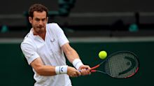 Andy Murray happy with his game after another successful day in Roehampton