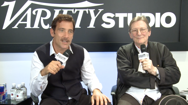 Clive Owen and Fred Schepisi Talk Words and Pictures – TIFF2013