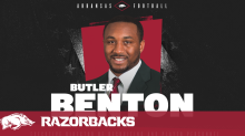 Benton joins Razorbacks as Executive Director of Recruiting and Player Personnel