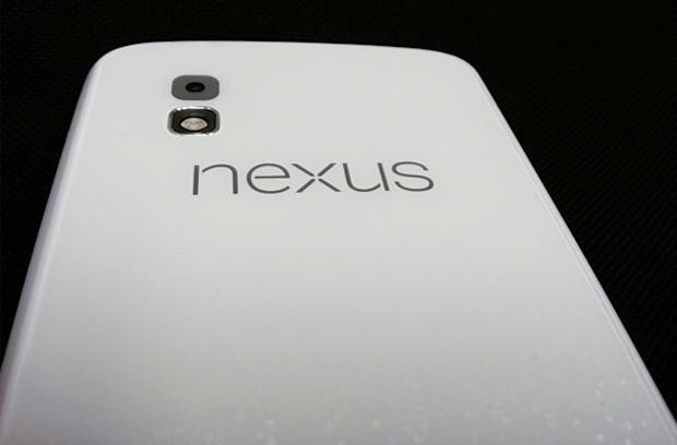Nexus 4 trots out in white, sets unicorn fans aflutter (update: more shots)