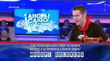 ¿Tongo en '¡Ahora caigo!'? El programa se niega a dar un premio de 100.000 euros a un concursante