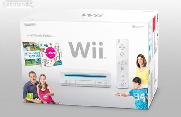 Nintendo to release streamlined Wii in the UK, at reduced, holiday season price