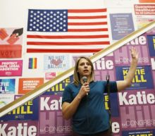 Katie Hill: Congresswoman blames 'smear' campaign amid nude photo leak and affair allegations