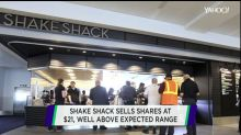 Shake Shack, not surprisingly, soars as burger seller's IPO starts trading