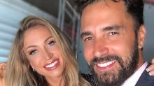Chega ao fim o noivado de Latino e Jéssica Rodrigues