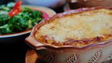 La recette gourmande et végétarienne des lasagnes à la crème de courgette et au chèvre