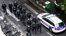 Sospechoso de ataque con cuchillo en París dice que quería ir contra Charlie Hebdo