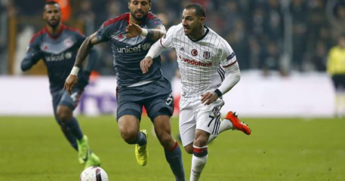 Foot - C3 - Besiktas - Ricardo Quaresma (Besiktas) forfait à Lyon en Ligue Europa ?