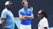 Patrick Mouratoglou: 'Coco Gauff was more mature at 14 than women of 25'