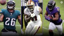 Fantasy Injury Updates: Miles Sanders, Raheem Mostert, Mark Ingram among RBs impacting Week 7 waiver wire pickups