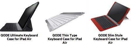 Belkin announces keyboards, cases and folios for iPad Air, iPad mini