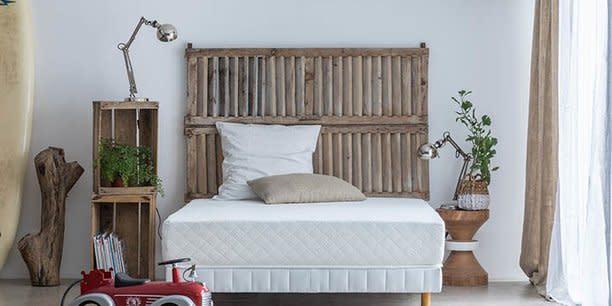 les meilleures marques de matelas en ligne. Black Bedroom Furniture Sets. Home Design Ideas